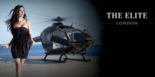 Visit us at The Elite London
