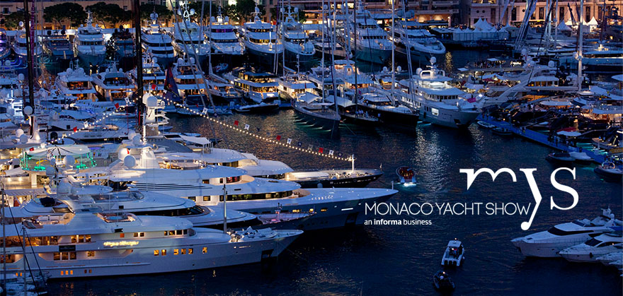 Monaco Yacht Show beckons!