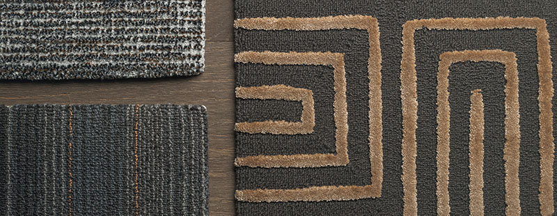 The NBAA Collections from scott group custom carpets